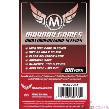 Протекторы Mayday Games - 43х65 мм