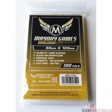 Протекторы Mayday Games - 80х120 мм