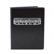 Collectors 4-Pocket Portfolio – Black
