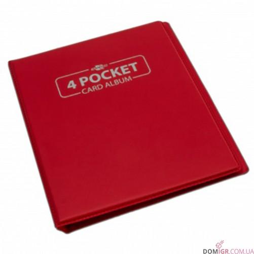 4-Pocket Card Album - Ассортимент