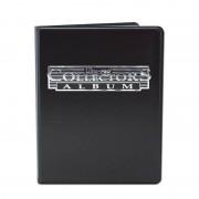 Collectors 9-Pocket Portfolio – Black
