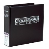 "Collectors Album 3"" - Black"