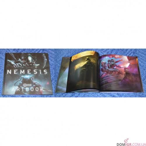 Nemesis: ArtBook