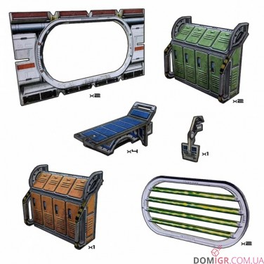 Detention Cells - BattleSystem