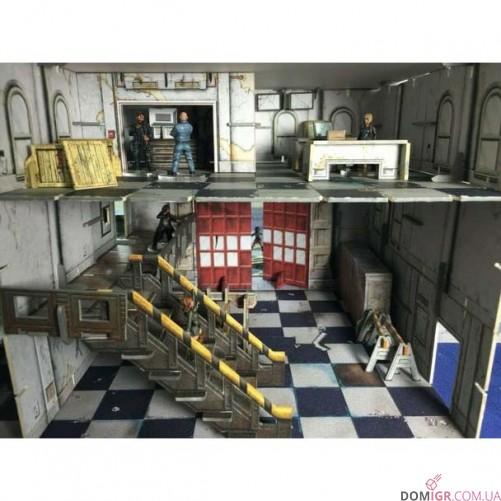 Fire Station - BattleSystem