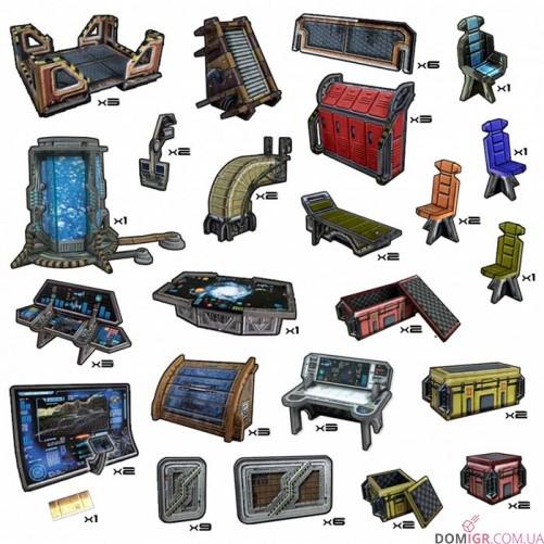 Frontier Core Set - BattleSystem