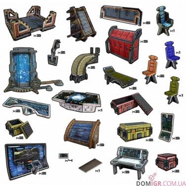 Galactic Core Set - BattleSystem