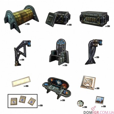 Gothic Core Set - BattleSystem