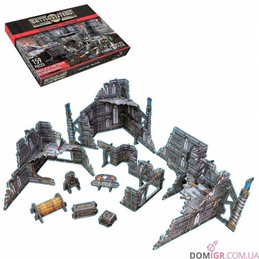 Gothic Ruins - BattleSystem