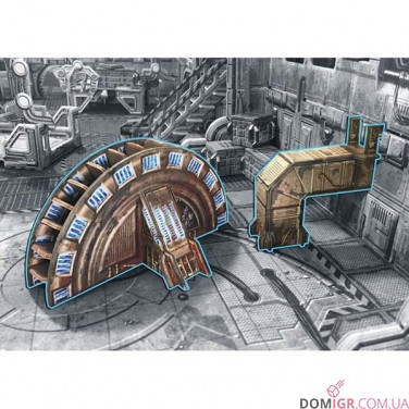 Industrial Turbine - BattleSystem