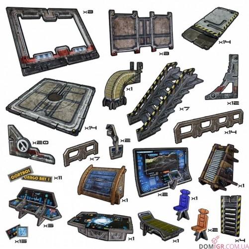 Outland Core Set - BattleSystem