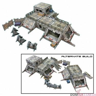 Outland Delta Garrison - BattleSystem