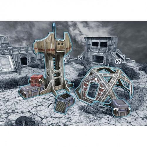 Outland Explorer Station - BattleSystem