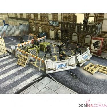 Police Precinct - BattleSystem