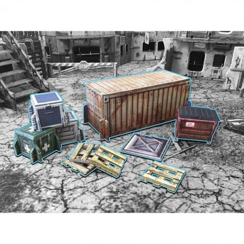Shipping Container - BattleSystem