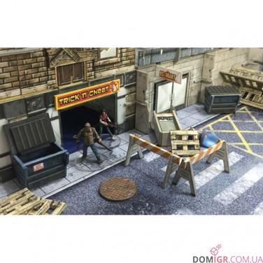 Urban Street Accessories I - BattleSystem