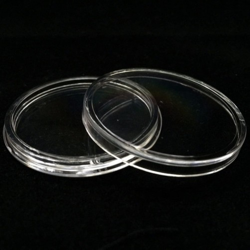 Капсула для жетонов Clear Coin 27mm