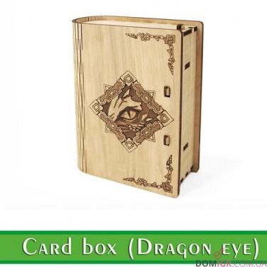 Card Box - Dragon Eye