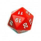 D20 - 55мм - Красный