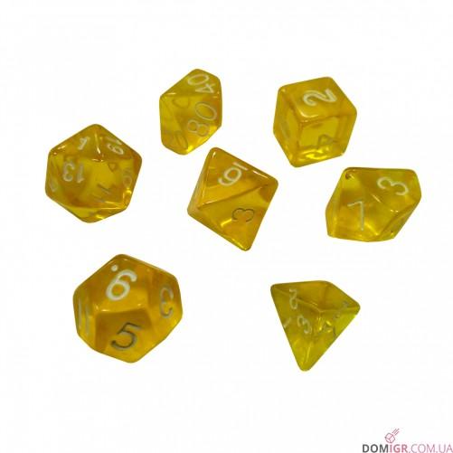 Набор кубиков (ассортимент), 7 шт