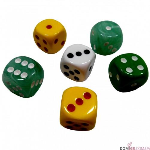 Кубик d6