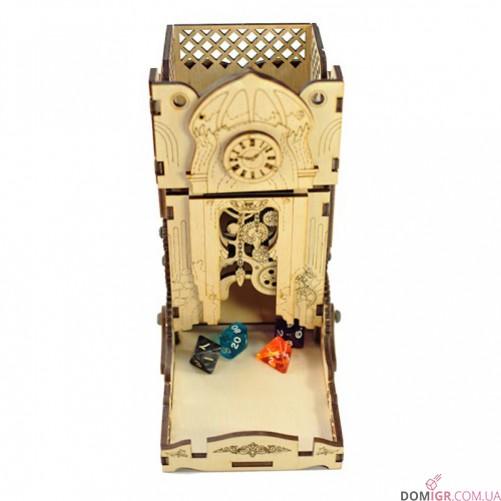 Башня для кубиков - СтимПанк
