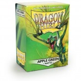 Dragon Shield: Apple Green - Протекторы 100шт