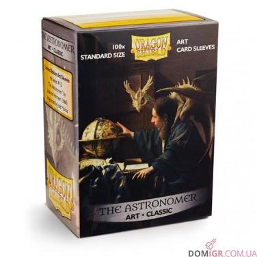 Dragon Shield Art The Astronomer - Протекторы 100шт