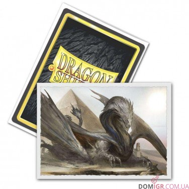 Dragon Shield Matte Art Sphinx Dragon - Протекторы 100шт