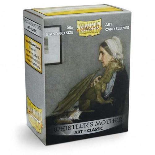 Dragon Shield Art Whistler's Mother - Протекторы 100шт