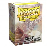 Dragon Shield: Clear Non Glare - Протекторы 100шт