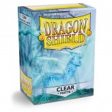 Dragon Shield: Clear Matte - Протекторы 100шт