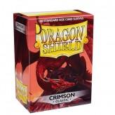 Dragon Shield Classic: Crimson - Протекторы 100шт