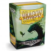 Dragon Shield: Emerald Matte