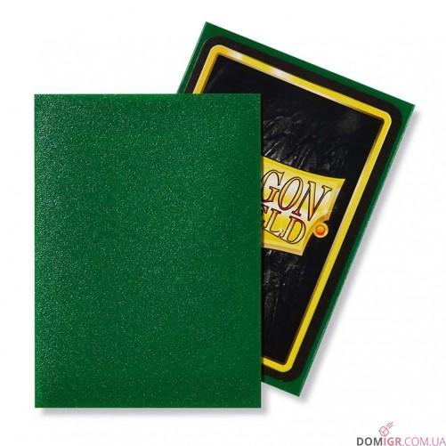 Dragon Shield: Emerald - Протекторы 100шт