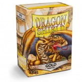 Dragon Shield: Gold - Протекторы 100шт