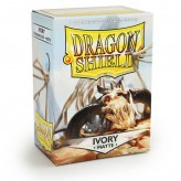 Dragon Shield: Ivory - Протекторы 100шт