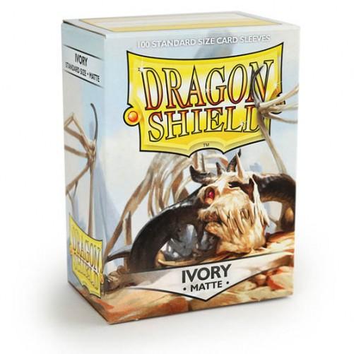 Dragon Shield: Ivory - Протекторы 100шт