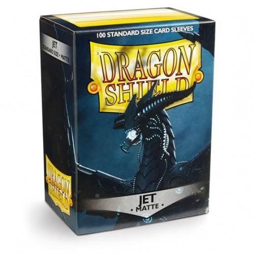 Dragon Shield: Jet - Протекторы 100шт