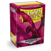 Dragon Shield: Magenta - Протекторы 100шт