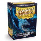Dragon Shield: Night Blue Matte