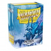 Dragon Shield: Petrol Matte