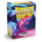 Dragon Shield: Purple - Протекторы 100шт