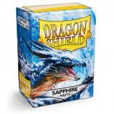 Dragon Shield: Sapphire Matte