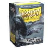 Dragon Shield: Silver Non Glare