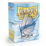 Dragon Shield: Sky Blue - Протекторы 100шт