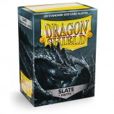 Dragon Shield: Slate - Протекторы 100шт