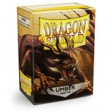 Dragon Shield: Umber Matte