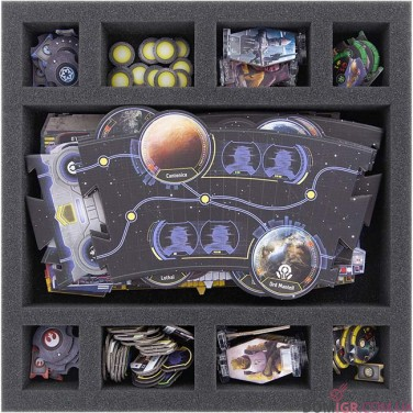 Star Wars: Outer Rim - Органайзер FH