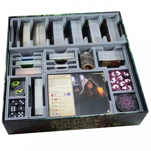 Arkham Horror: Third Edition - Органайзер FS